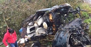 Kosta Rika'da otobüs kazası: 4 ölü