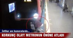 Metro istasyonundaki...