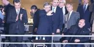 Olimpiyat'ta Abdullah Gül sürprizi