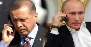 Putin Erdoğan ile görüştü