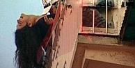 Şahan'la balkonda öpüşme davasını kaybetti