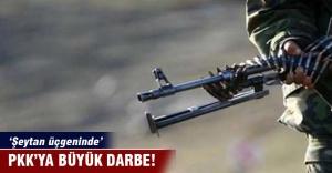 'Şeytan üçgeninde PKKya...