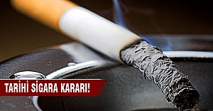 Tarihi sigara davasında karar çıktı