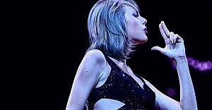 Taylor Swift Apple'ı dize getirdi