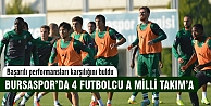 Timsah'tan A Milli'ye 4 futbolcu!
