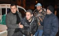 Bursa'da Suriyeli hırsız  kıskıvrak yakalandı!