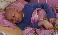 Suriyeli çocuk kanserle savaşında yardım  bekliyor