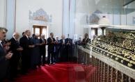 Erdoğan Yavuz Sultan Selim türbesinde