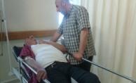 Bursa'da ezan okurken sara nöbeti geçirdi