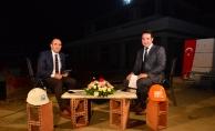 Bursa'da başkandan interaktif çözüm