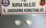 Bursa'da terminalde uyuşturucu operasyonu!