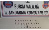 Bursa'da tarihi eser kaçakçılarına darbe!