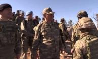 Ordu Komutanı Korgeneral Temel Burseya Dağı'nda!