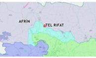 Tel Rıfat'ta kontrol sağlandı! İşte yeni harita...