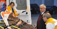 Bursa'da soba 3 kişiyi zehirledi