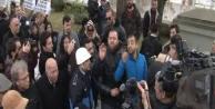 Erol Büyükburç'un cenazesinde gerginlik! 'Hakkımı helal etmiyorum'