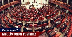Meclis, vekilleri takip edip haklarında yorum yapan 'gizli gözün' peşinde
