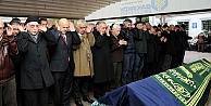 Nimet Cebeci için cenaze töreni düzenlendi