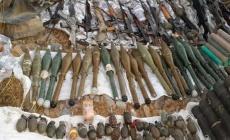 TSK: Silahlar ele geçirildi, mağara ve tüneller imha edildi
