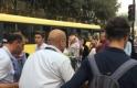 Bursa'da skandal! Otobüs şoförü yaşlı yolcuyu dövdü!