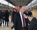 AK Parti aday adayı Mustafa Yavuz...