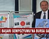 Kalite ve Başarı Sempozyumu'na Bursa sahip çıktı!