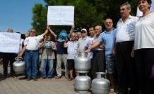 Bursa'da vatandaşın doğalgaz isyanı!
