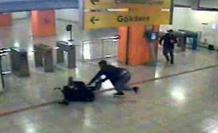 """Bursa metrosunda dehşet! """"Öldü"""" sanıp bırakan caniler..."""