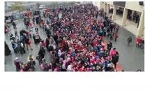 İşte Türkiye'nin en kalabalık ilkokulu