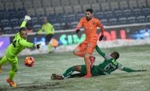 Bursaspor İstanbul takımlarına karşı yine kazanamadı