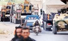 Rejim saldırdı karşılık verildi