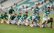 Gençler Bursaspor'un yüzünü güldürdü!
