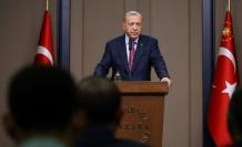 Cumhurbaşkanı Erdoğan'dan UEFA'ya tepki!