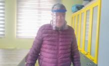 BİLSEM de 'korona'ya karşı yüz koruyucu siper üretmeye başladı