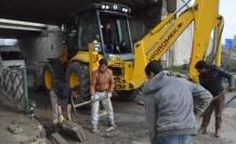 Saraycık Kavşağı'nda Trafik Sinyalizasyon Çalişmalari Başladı