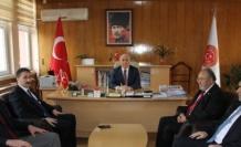 Uslu'dan İl Genel Meclisi'ne Ziyaret