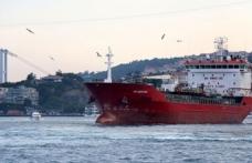 İstanbul Boğazı'nda korku dolu anlar!