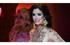 Rusya'nın en güzel evli kadını seçildi