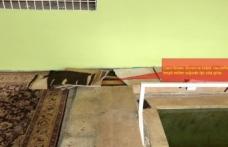 Teröristlerin cami duvarına bitişik sığınağı bulundu