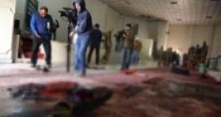 Pakistan'daki Taliban saldırısının ilk görüntüleri