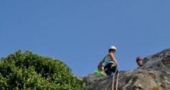 Harmanköy Kanyonu Zafer Bayramı Geçişi