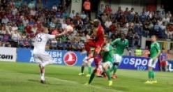 Karabükspor 1-0 Saint Etienne
