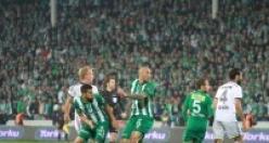Bursaspor:1 Fenerbahçe:1