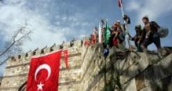 Bursa'da fetih coşkusu!