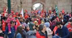 Osman Gazi'yi Anma ve Bursa'nın Fethi Şenlikleri