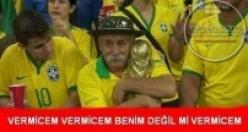 Almanya-Brezilya maçının en komik caps'leri