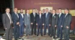 Bursaspor yönetimi Başkent'e çıkarma yaptı!