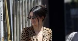 Kendall Jenner'ın keyfi yerinde