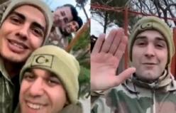 İdlib şehitleri helallik istemiş!