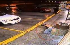 Polis soyguncuyu böyle vurdu!